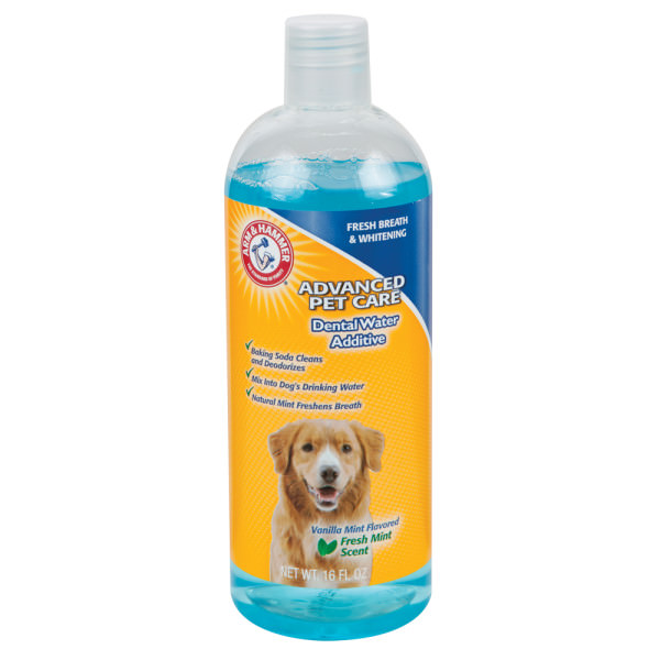 Mouth decay in your pet simply add a capful to your pet s water